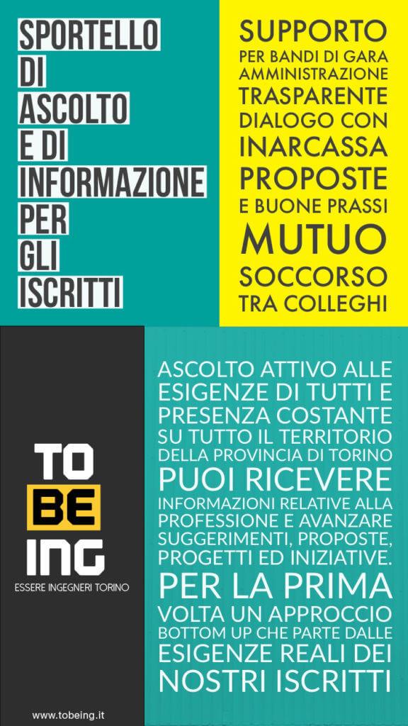 Elezioni Ordine Ingegneri Torino 2017 - TOBEING Sportello